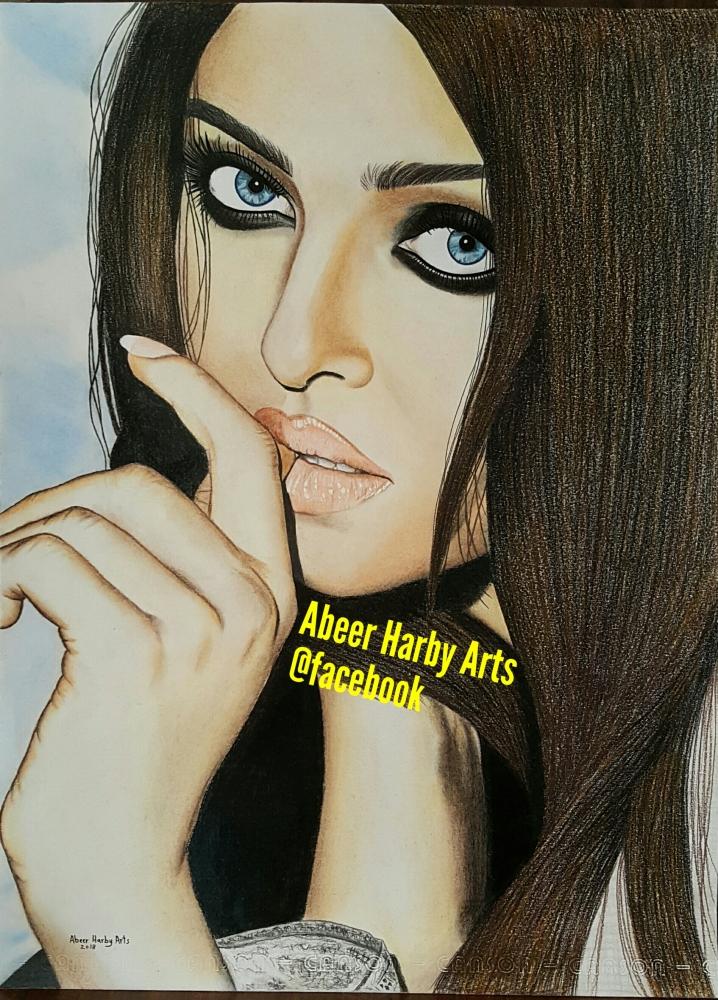 Aishwarya Rai by AbeerHarby